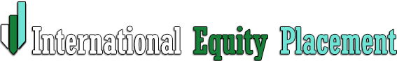 Logo, International Equity Placement - Stock Trader Training